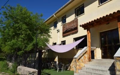 Hotel Rural Marcos - Hotel que acepta mascotas en Rascafría (Sierra de Madrid)