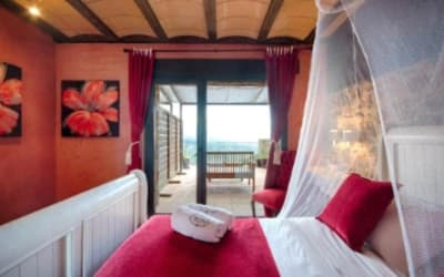 Hotel Rural & Spa Mas Prat hotel que acepta mascotas en Vall de Bianya - La Garrotxa - Pirineo Catalán