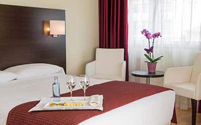 Hotel Santiago Apostol pet friendly en Compostela