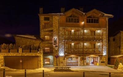 Hotel Segle XX - Hotel que admite animales en Andorra