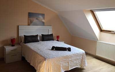 Hotel Villa de Foz admite perros y gatos