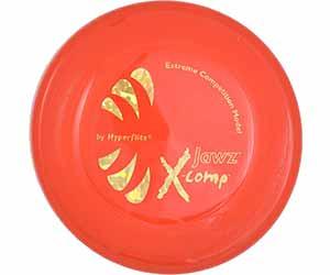 Frisbee para perros de calidad profesional y para competición de DiscDog - Hyperflite Jawz X Comp