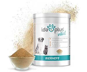 Levadura de cerveza para perros y gatos: el multivitamínico natural - IdePlus