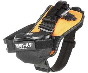 Alforjas para perros pequeñas y compatibles con el arnés Julius-K9 IDC
