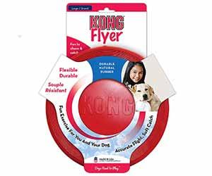 El Frisbee para perros más popular - KONG Flyer