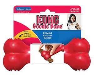 Hueso de juguete para perros - KONG Goodie Bone