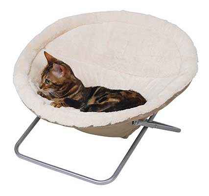Cama tipo cuna para gatos - Kerbl