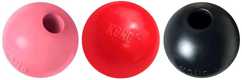 Kong Ball pelota de juguete irrompible para perros