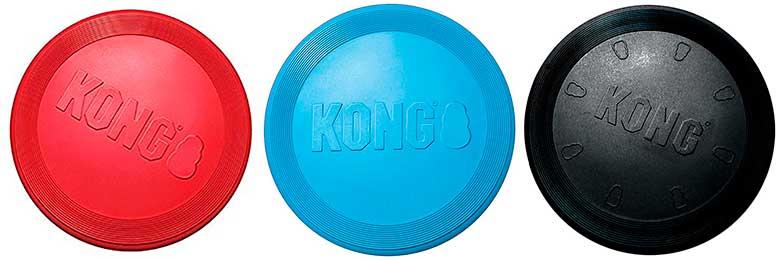 Kong Flyer: el frisbee perfecto para perros