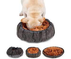 Alfombra olfativa multiusos para perros - LIVACASA