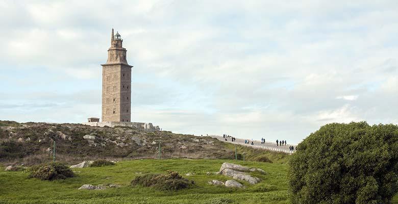 La Coruña - Torre de Hércules