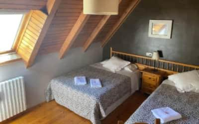 La Petite Bohême - hotel que admite mascotas en Casau - Valle de Arán - Pirineo Catalán