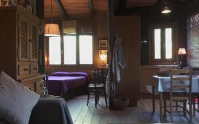 Las Horas Perdidas - Casa rural en Madrid que acepta mascotas (Manzanares el Real)