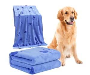 Toalla de microfibra para perros - Legendog