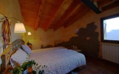 Lo Paller de Roc hotel que acepta perros en Montescladó - Pallars Sobirà - Pirineo Catalán