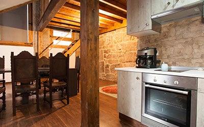 Loft Medieval - Apartamento que admite mascotas en Ourense