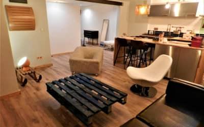 Loft Montaña Central apartamento que acepta perros en Asturias