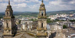 Lugo (Vista aérea)