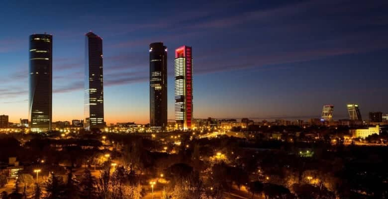 Madrid - 4 Torres