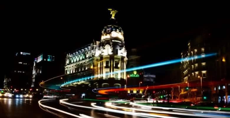 Madrid - Metrópolis y Gran Vía