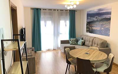 Mariña Deluxe - Apartamento para alojarse con perro en Viveiro
