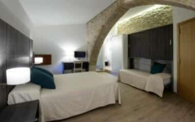 Mas Pere Pau hotel que acepta perros en Belasú - La Garrotxa - Pirineo Catalán