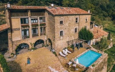Mas el Mir casa rural que admite perros en Ripoll - El Ripollés - Pirineo Catalán