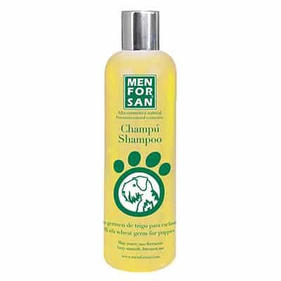 Champú para cachorros - Menforsan Germen de trigo