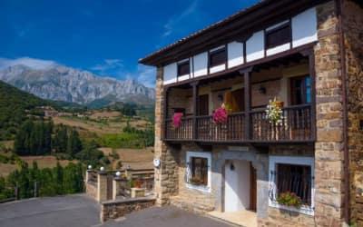Mirador de Picos casa rural que admite mascotas en Cantabria