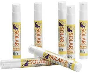 Crema solar para perros con factor de protección 50 - Mugue Solar