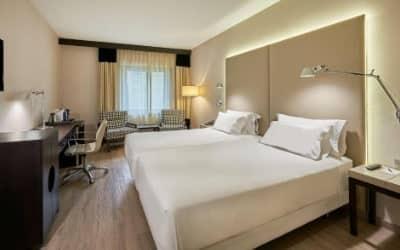 NH Lleida Pirineos hotel que acepta mascotas en Lérida