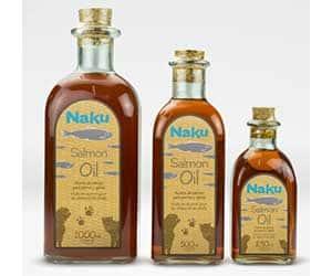 El mejor aceite de salmón para perros y gatos (100% Natural) - Naku Salmon Oil