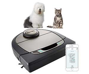 Neato Botvac D750 (edición mascotas): robot aspirador para mascotas de calidad premium