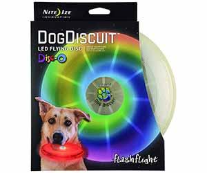 Frisbee con luz para perros - Nite Ize
