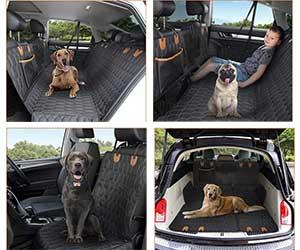 Protector de coche para perros con 4 modos de uso - OMORC