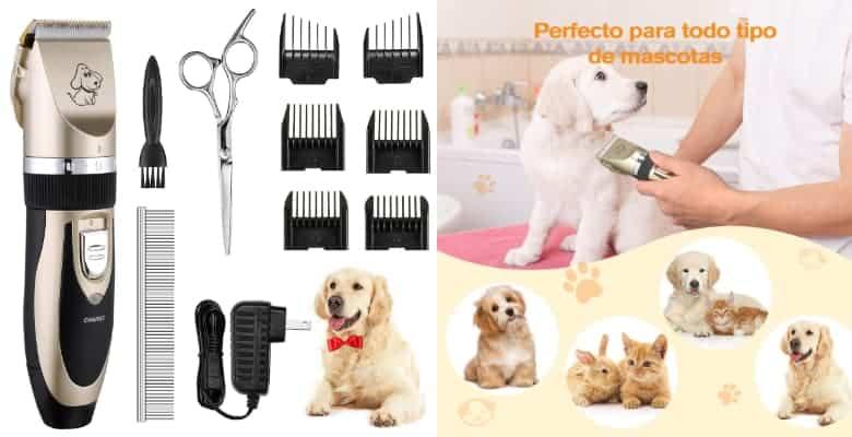 Máquina cortapelos para perros barata e inalámbrica - OMORC