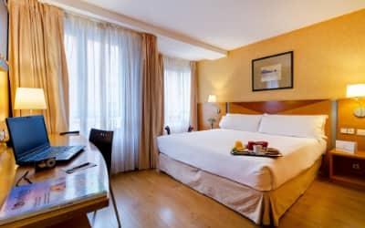 Oca Villa Avilés Hotel que admite mascotas en Asturias