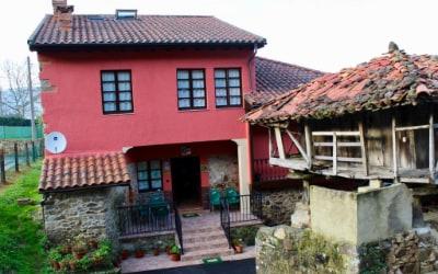 Ofelia casa rural que admite perros en Asturias