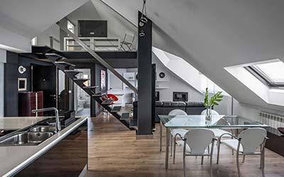 Oktheway Loft Maestranza - Apartamento que acepta perros en La Coruña