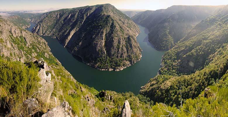 Ourense - Ribeira Sacra - Cañón del Sil