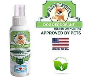 Colonia 3 en 1 para perros: perfuma, desodoriza y desenreda - Pawtitas
