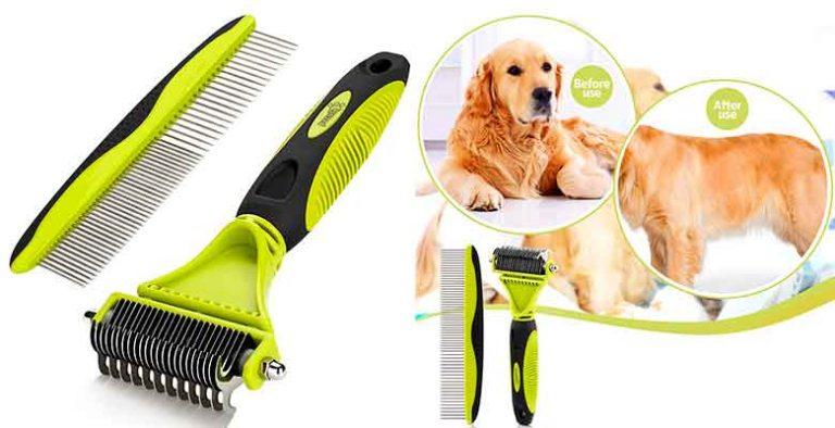 Rastrillo para perros - Pecute