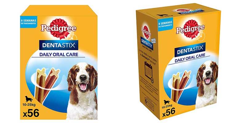 Pedigree Dentastix - Snack dental para perros