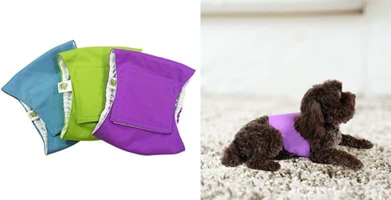 Cloth Diapers for Male Dogs (sash type)