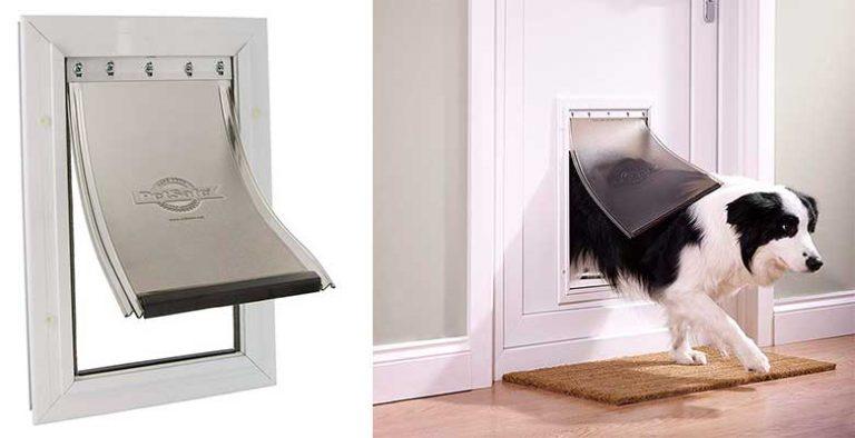 Gatera para puertas con buena relación calidad-precio - PetSafe Staywell