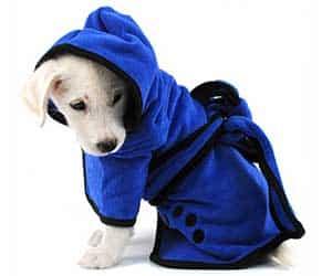 Pijama, toalla y albornoz para perros (3 en 1) - Petcute
