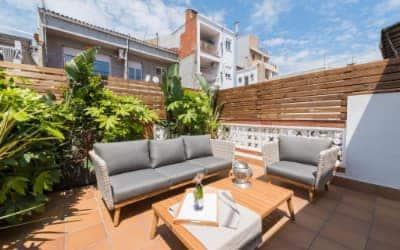 Petit Luxe Duplex - apartamento pet friendly en Terrassa Barcelona
