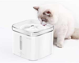 Fuente para gatos y perros de gran calidad y con diseño galardonado - Petkit Eversweet 2