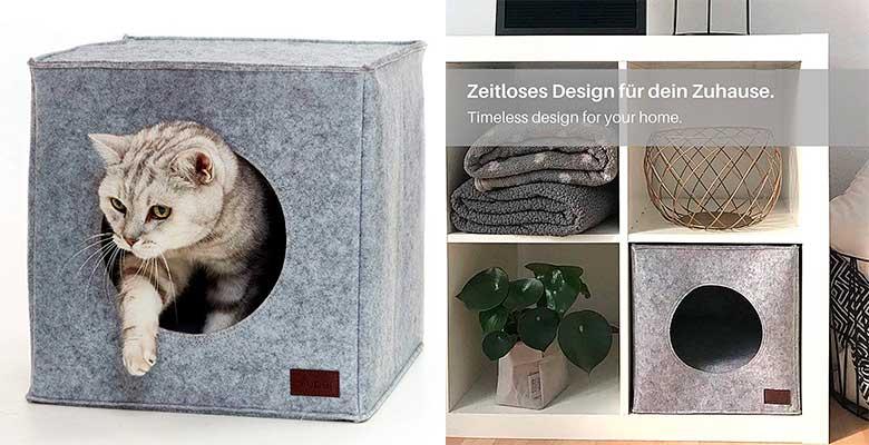 Cama para gatos compatible con muebles IKEA - PiuPet