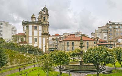 Plaza Herrería (Pontevedra)